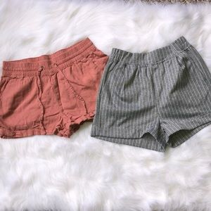 Pants - Shorts Bundle - New without Tags